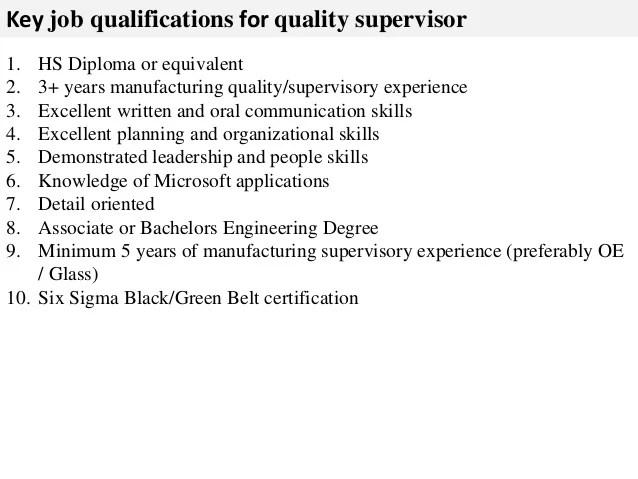 retail supervisor job description for download with retail retail - job qualifications sample