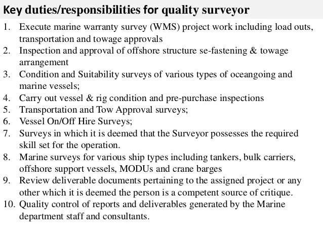 project management job descriptions