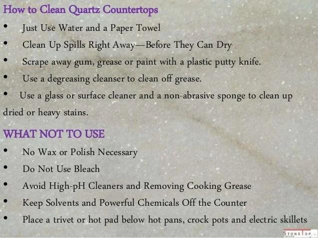 All About Quartz Kitchen Countertops - Stone Top Inc