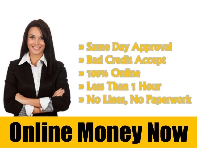 Same Day Payday Loans With No Credit Check Option Online! Apply Today