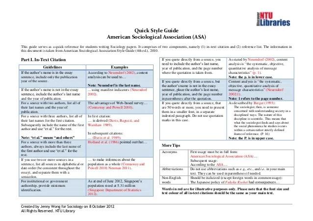 asa in text citation format - Asliaetherair - Asa Essay Format Example
