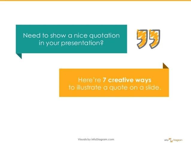 quotes slide - Vatozatozdevelopment - quote on presentation