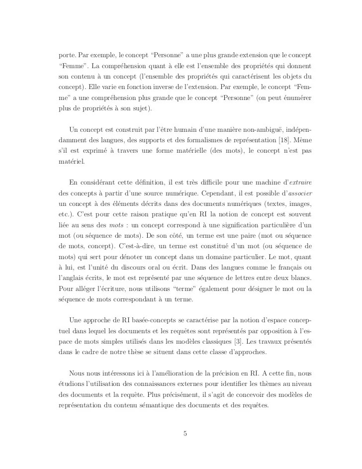 Technique de dissertation