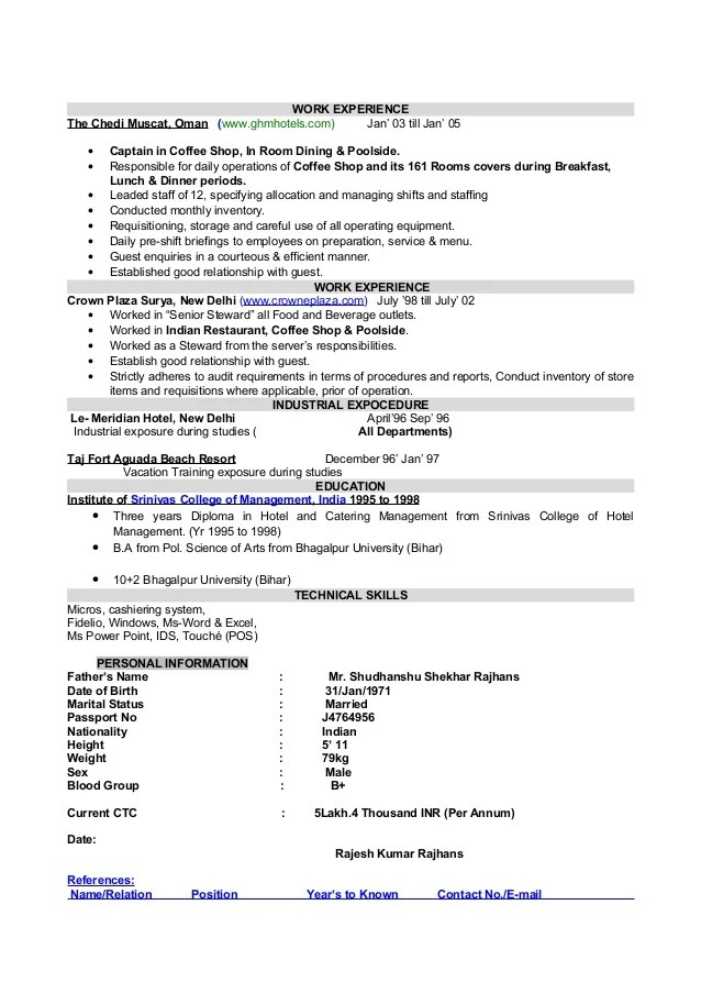 Funky Coffee Shop Manager Resume Sample Motif - Professional Resume