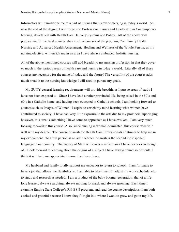 experience essay examples - Pinarkubkireklamowe