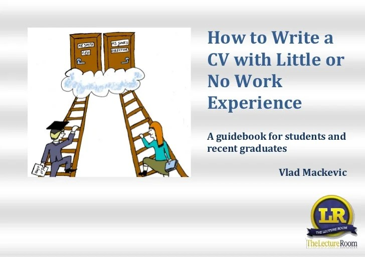 How To Write Work Experience In CV Example     Writing A Good Cv Good Cv Samples How To Write A Cv Or Curriculum How To