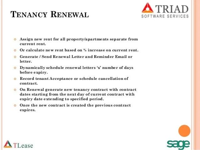 Rental Renewal Letter Diagne Nuevodiario Co