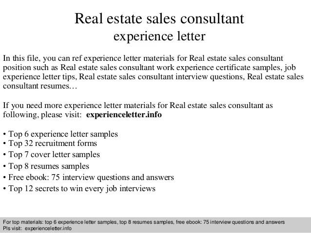 Unique Real Estate Resume Cover Letter Samples Embellishment