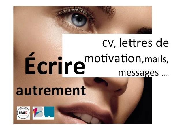 message accompagnement cv option carriere lettre de motivation
