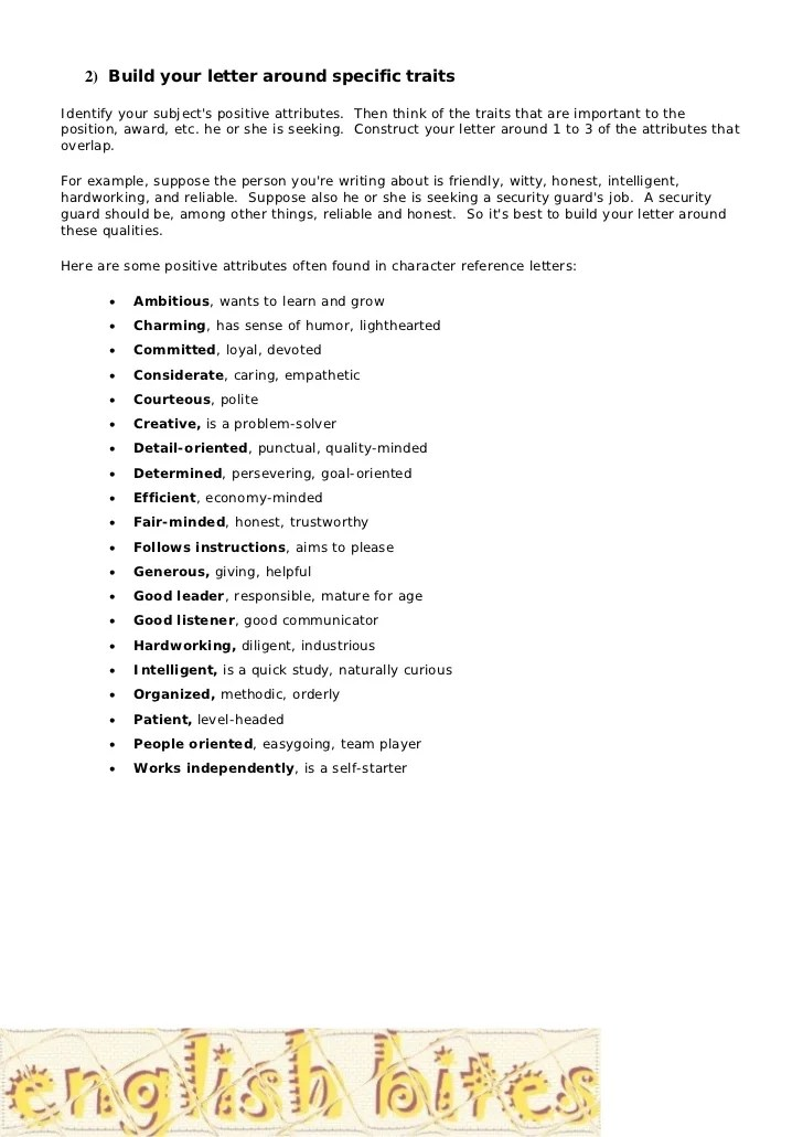 reference letters template - Baskanidai - award letter template