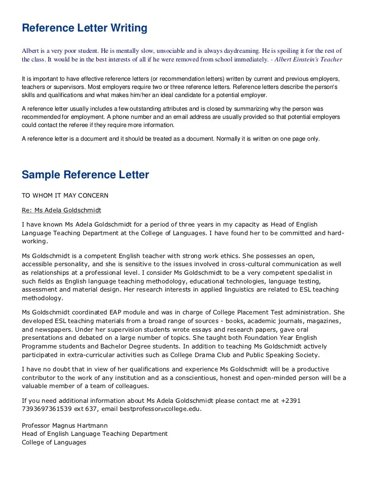 The Point Of A Cover Letter Ask A Manager Reference Letter Writing