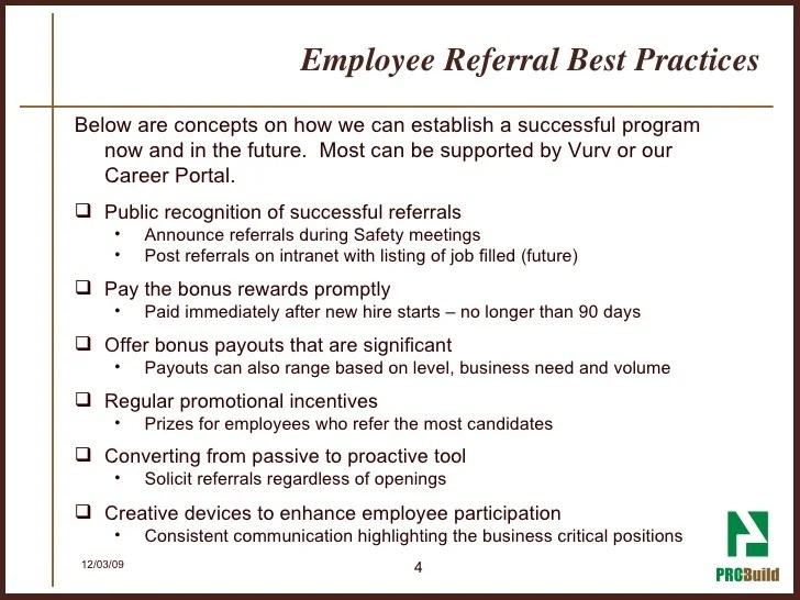 Sample employee referral program professional resumes example online sample employee referral program sample career office referral cover letters the balance referral program enterprise pronofoot35fo Images