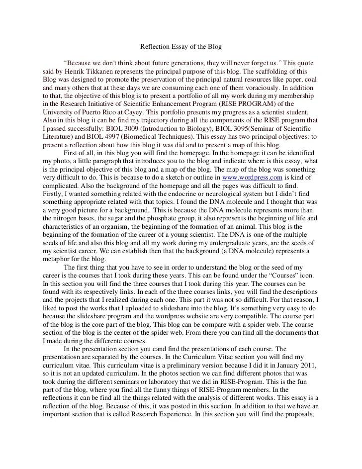 Good Essay Sat Topics