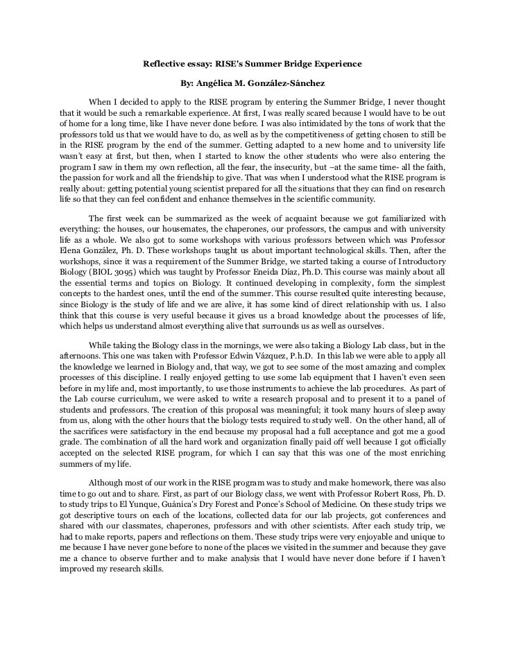 reflection paper 1 Personal reflection on the four concepts of the nursing metaparadigm according to mezirow's (1990) theory of transformative learning, to make meaning means to make sense of an experience (bass, 1990.