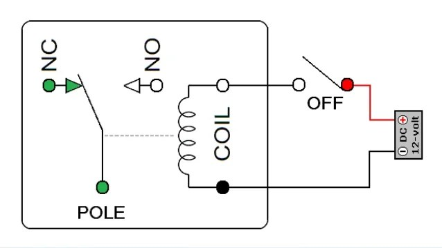 current sensing reed relay