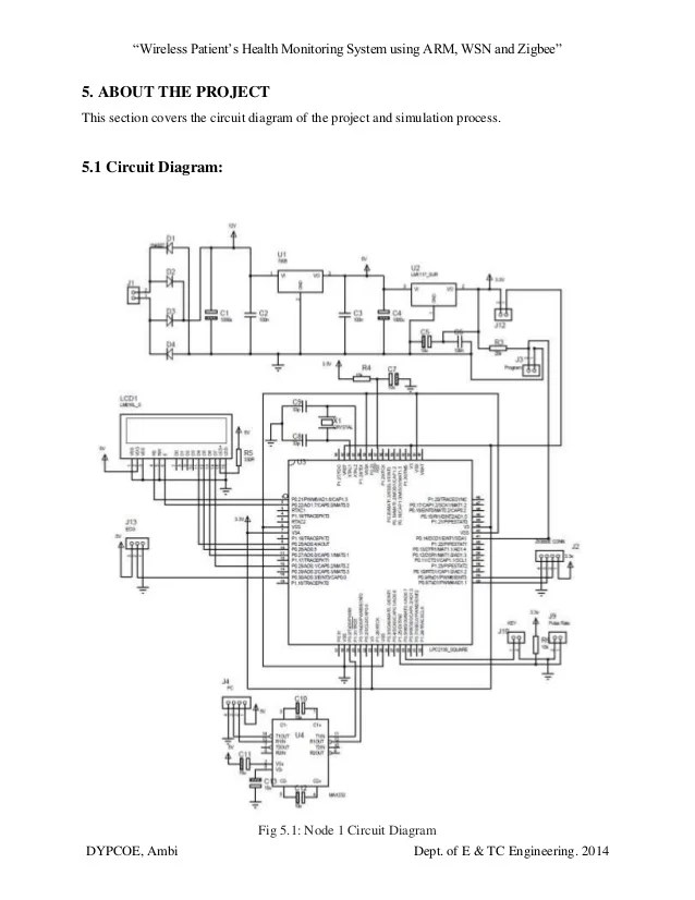 zigbee circuit diagram