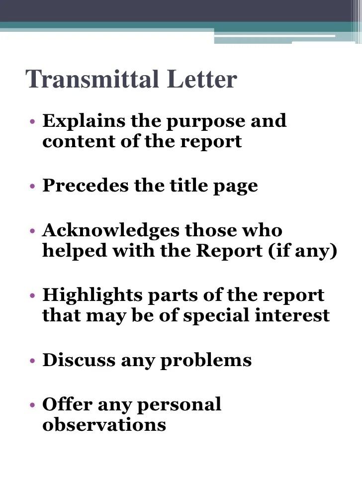 transmittal letters sample - Intoanysearch - letter of transmittal example