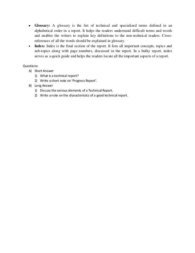 short incident report example - Onwebioinnovate