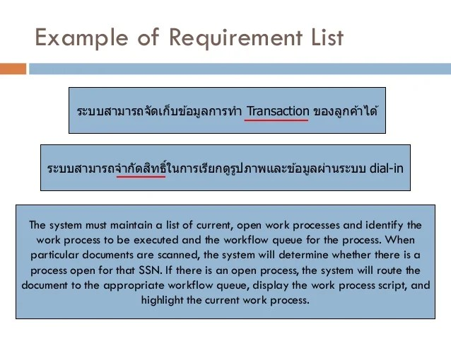 Sample Requirement Analysis 17 3 Software Requirement Analysis - sample requirement analysis