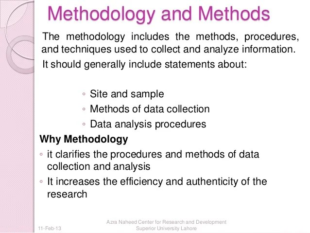 Example of quantitative research proposal Reliability and Validity in qualitative research