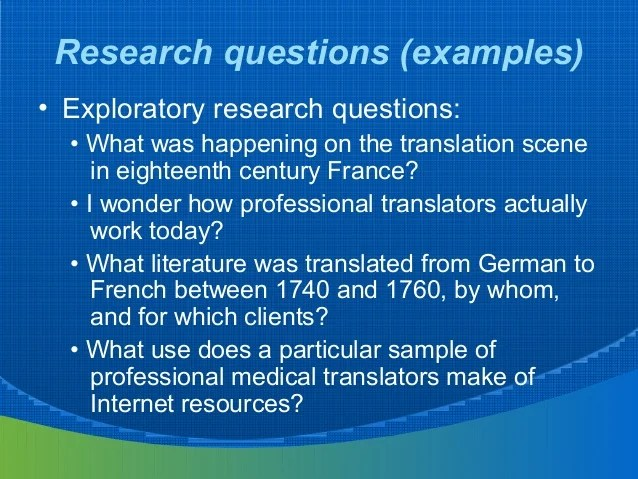 Examples Of Competency Based Interview Questions List Of Research In Translation Studies