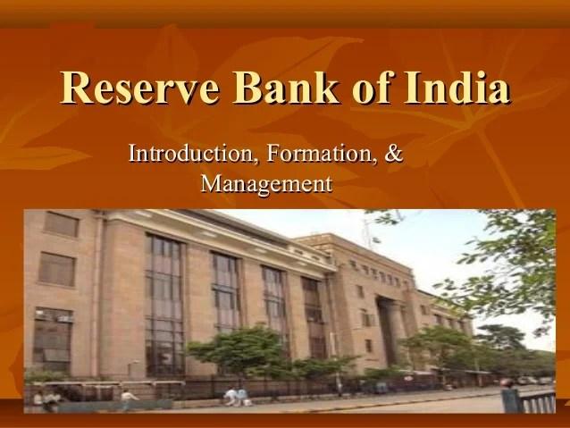 Reserve bank of india b.v.raghunandan-chapter 4