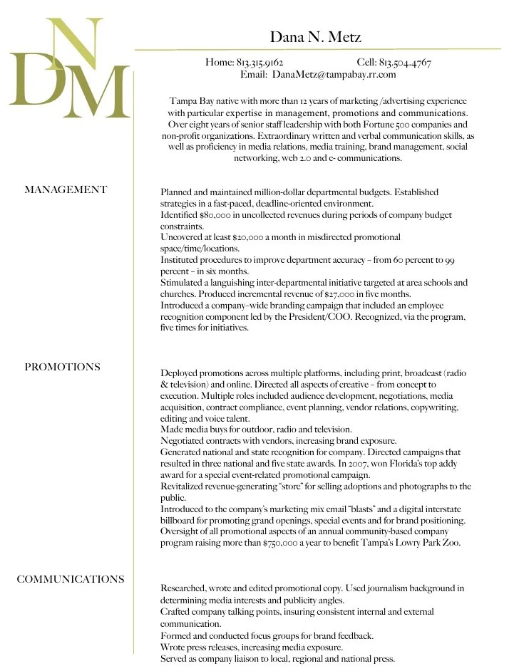 Professional Summary For Nursing Resume | Resume Template