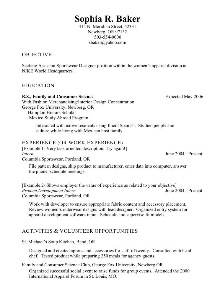 resume for bakery worker - Minimfagency