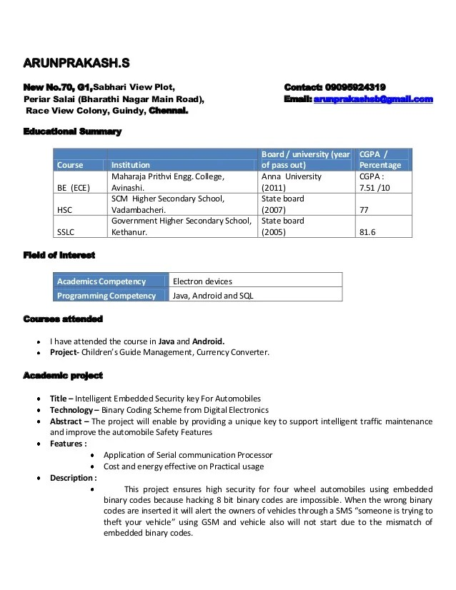 format cv in resume reason for leaving