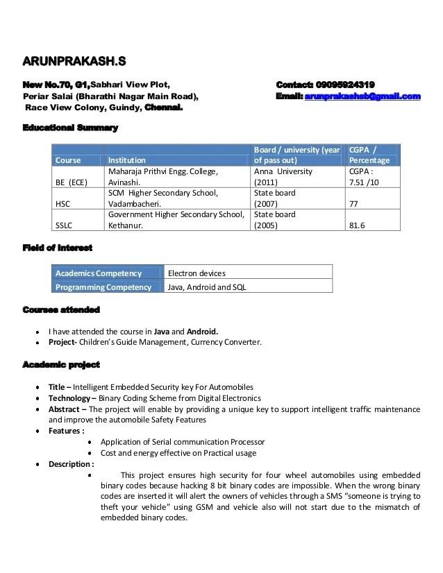 cara buat resume kerja email