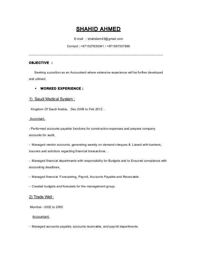 resume template australia