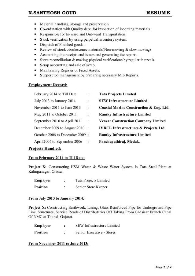 in n out resume - Minimfagency - in n out resume