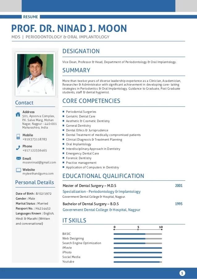 Curriculum Vitae CV, Resume Samples Resume Format
