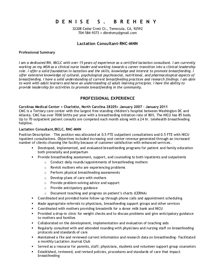 nurse educator resume - Boatjeremyeaton