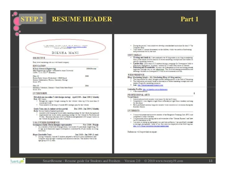 Make A Resume Guide | Outstanding Cover Letter Examples
