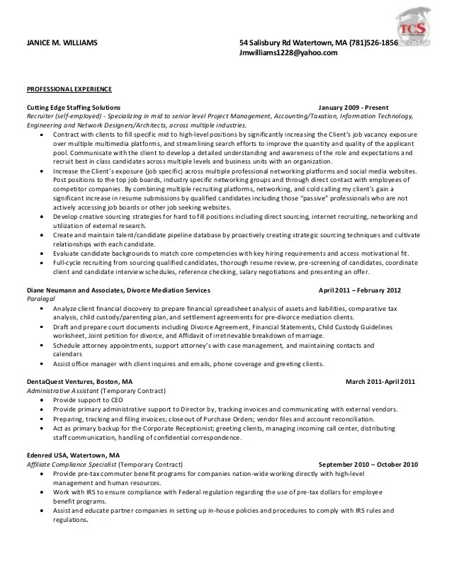 tax consultant resume - Goalgoodwinmetals - Fitness Consultant Resume