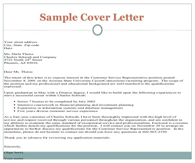 Sample Job Application Cover Letter Free Resume Templates With