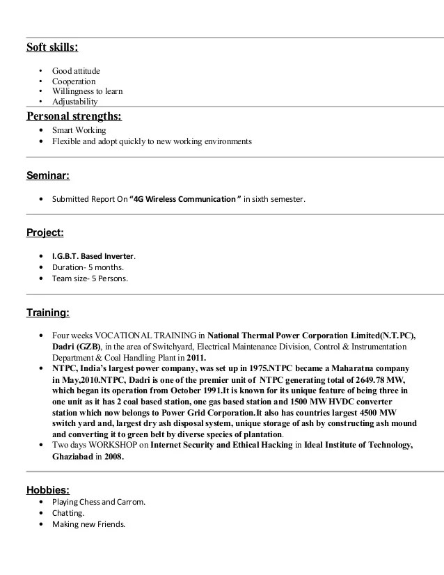 examples of professional strengths for resume - Onwebioinnovate - resume strengths examples