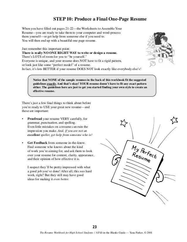 how to fill out resume - Josemulinohouse