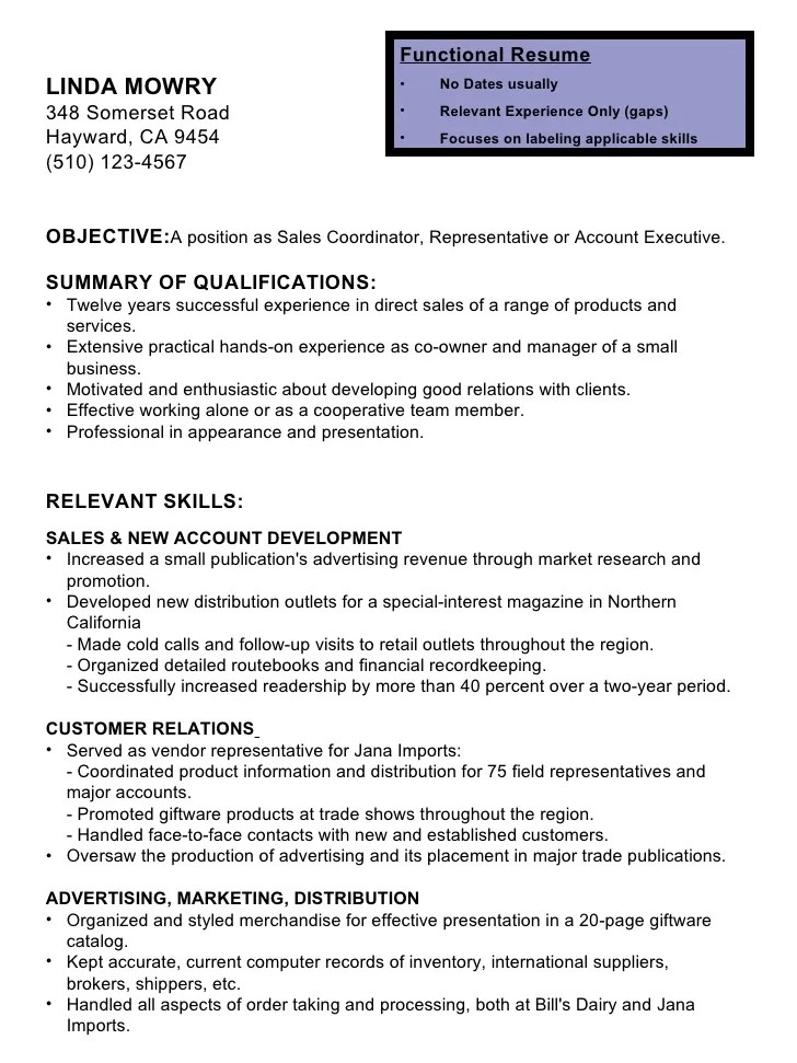 employment dates on resumes - Intoanysearch