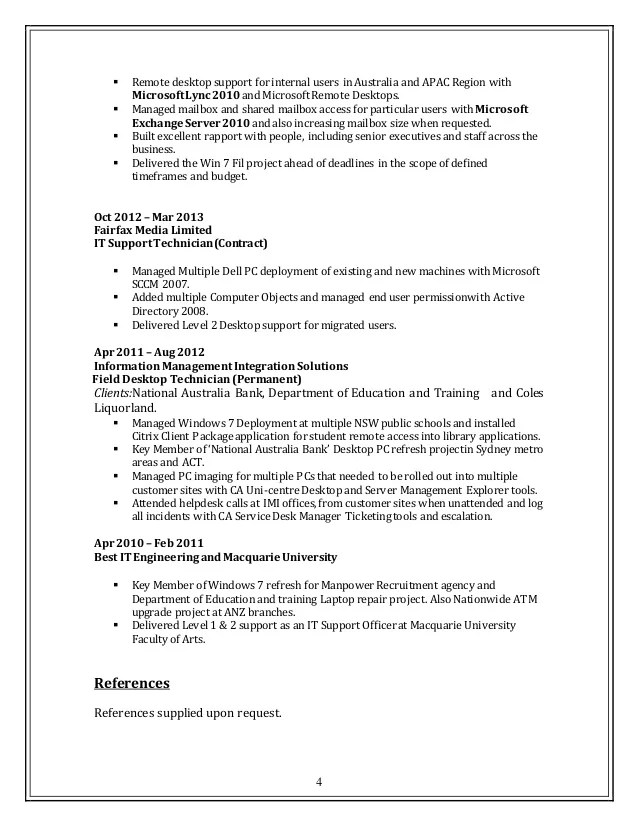 desktop resume - Alannoscrapleftbehind - Atm Repair Sample Resume