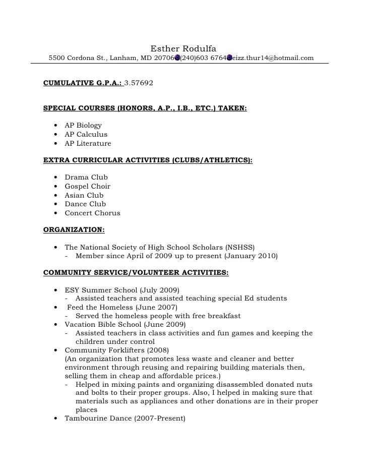 recommendation letter resumes - Romeolandinez