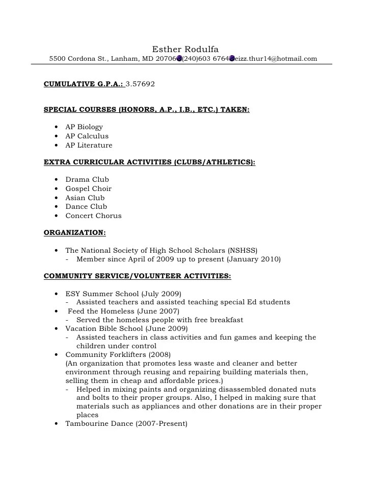 example reference letter for resume