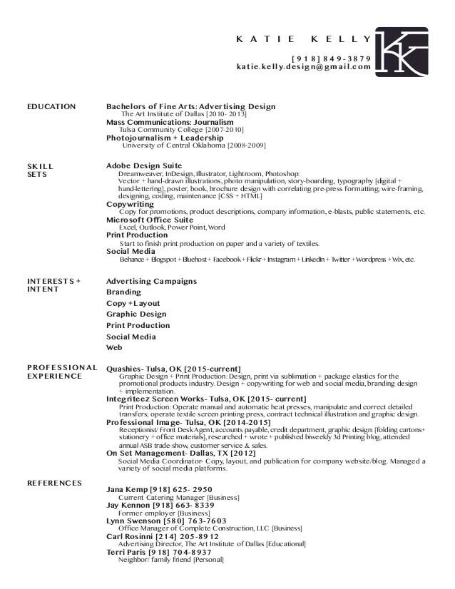advertising graphic designer resume - Josemulinohouse - digital advertising resume