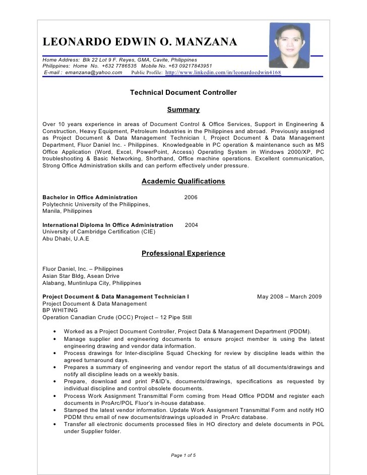 sample skills in resume for ojt hrm professional resumes example