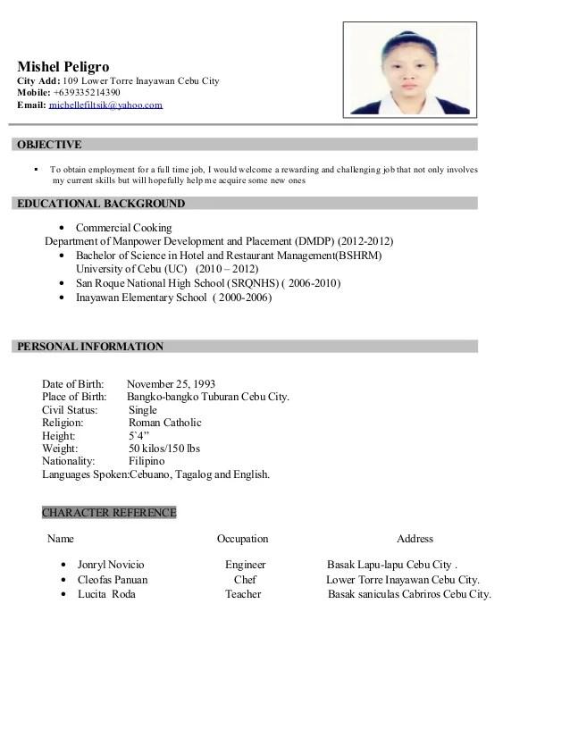 Example Ng Resume - Examples of Resumes - ocean engineer sample resume