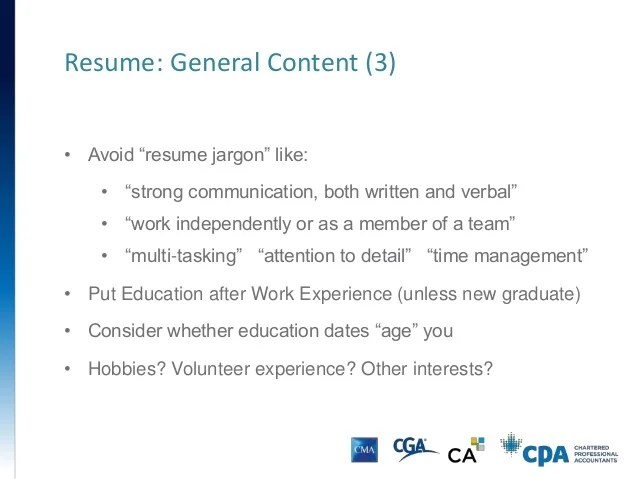 resume quickbooks experience