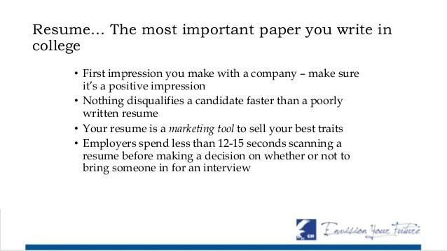 how important is resume paper - Romeolandinez
