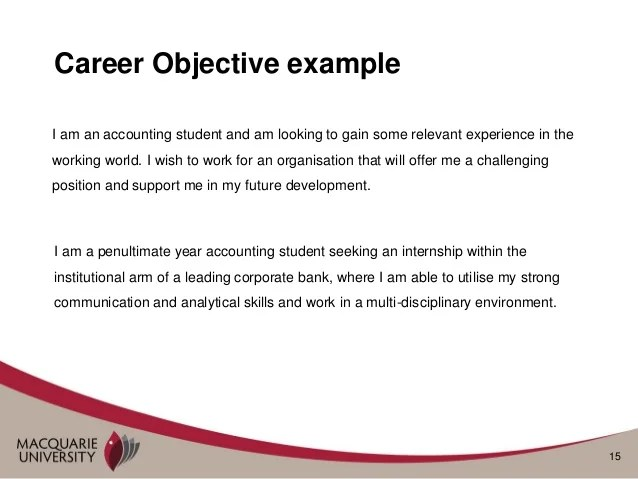 accountant resume objective examples - Intoanysearch - objective for accounting resume