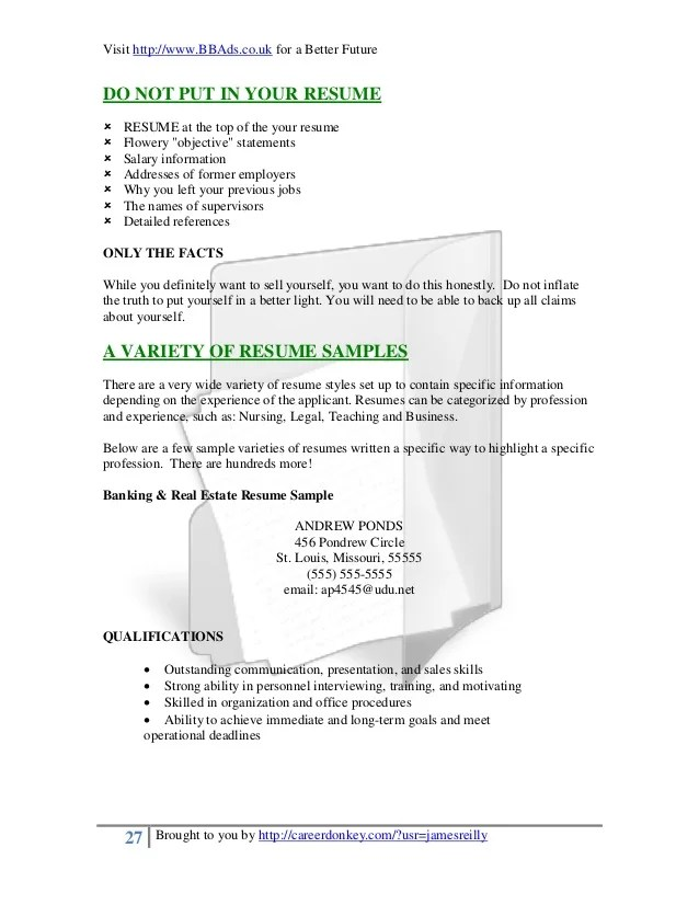 salary in resumes - Towerssconstruction